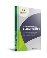 NATURASOFT Forint sz�mla sz�ml�z� program